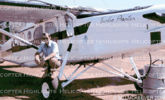 Gerry Gill and his Pilatus Porter