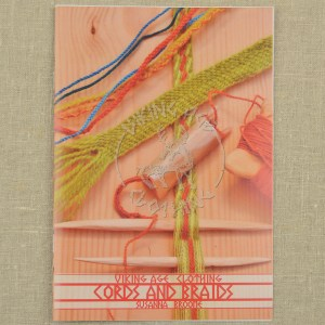 Cords and braids booklet - front