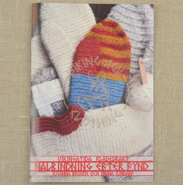 Nalbinding booklet - front