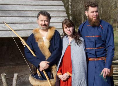 Three Vikings
