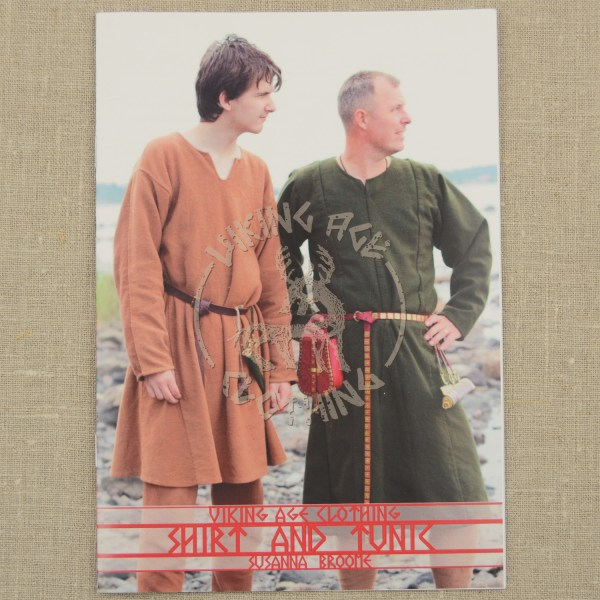 Shirt and tunic booklet - front
