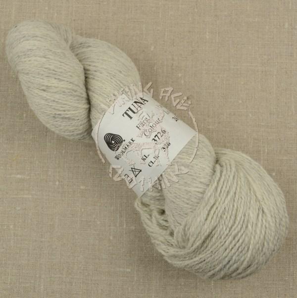 Tuna wool yarn - grey