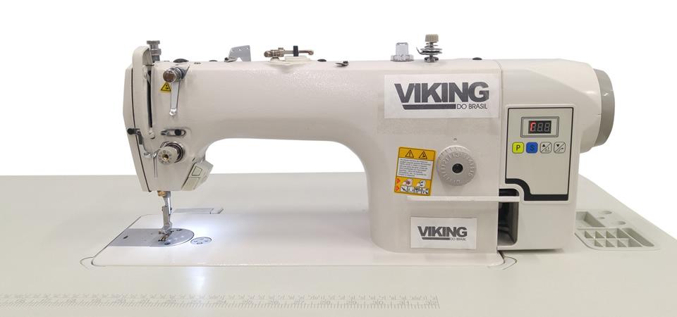 Máquina De Costura Solda Ultrassônica Viking Do Brasil