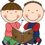 children-reading-books