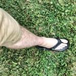 Pale Alien Toes
