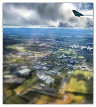 flight to dublin