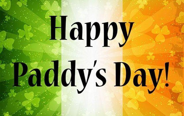happy paddy day