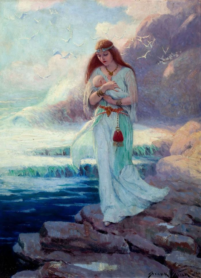 viking mother