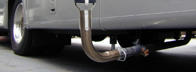 RV Industry Strong Exhaust Parts