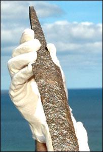 Bamburgh Sword : bamburgh, sword, Bamburgh, Sword