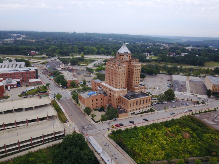 Downtown Akron Building