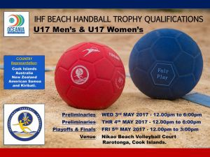 2017 IHF Beach Trophy