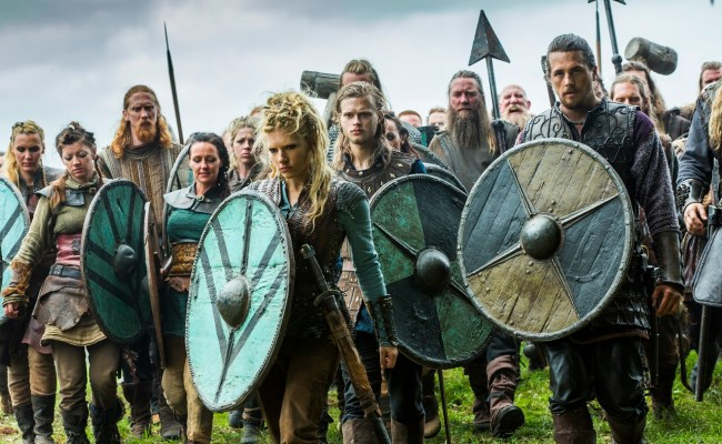 Vikings Season 3 Recap Episode 7 Paris Vikings News