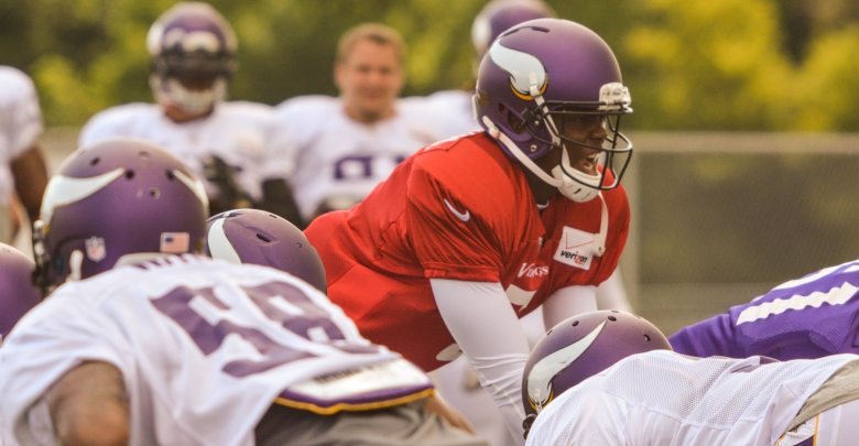 Teddy Bridgewater Probably Is Pepsi Rookie Of The Year