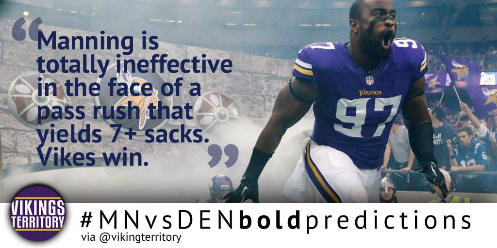 Vikings Bold Predictions Week 4 Adam Warwas