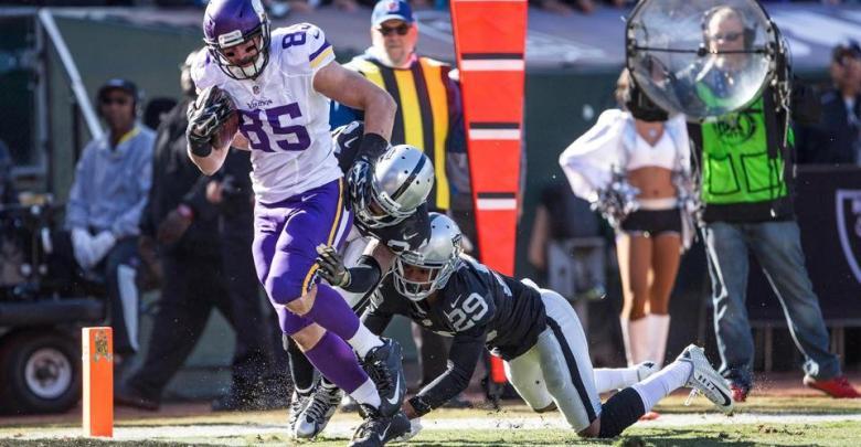 Minnesota Vikings re-sign Rhett Ellison