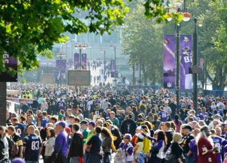 Vikings to Play Browns in London