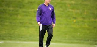 Vikings Make Pat Shurmur Permanent Offensive Coordinator