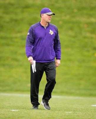 Vikings Make Pat Shurmur Permanent Offensive Coordinator