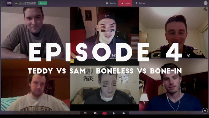 VT Roundtable - Episode 004 Teddy vs Sam