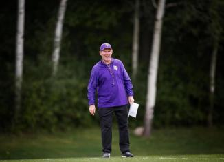Mike Zimmer Targets June 4 Return to Minnesota
