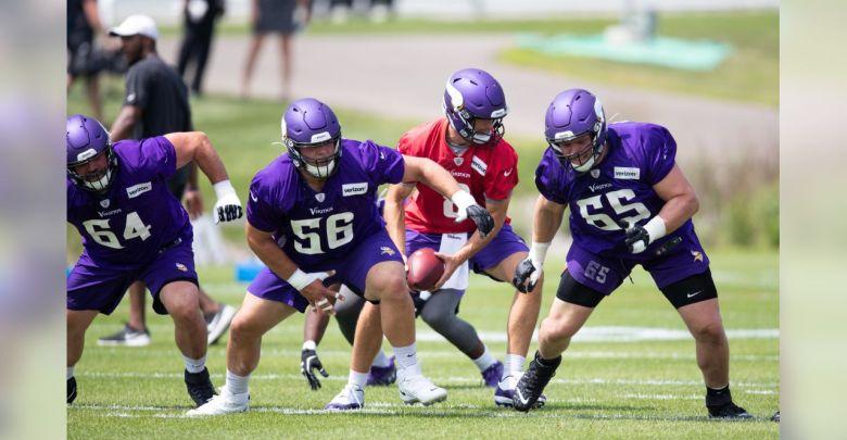 86cfdc3c Vikings Training Camp Diary: July 31 - Vikings Territory