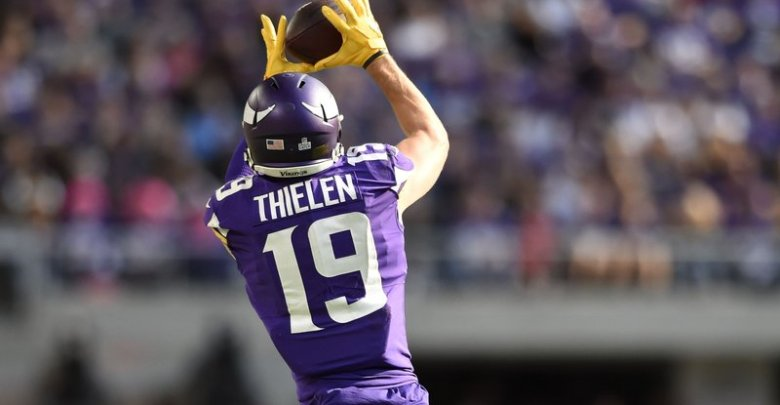 A Full Game With Thielen And Cook Will Fortify Vikings