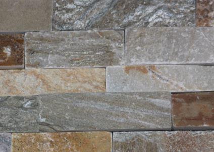 Hovdala Stacked Stone Cladding