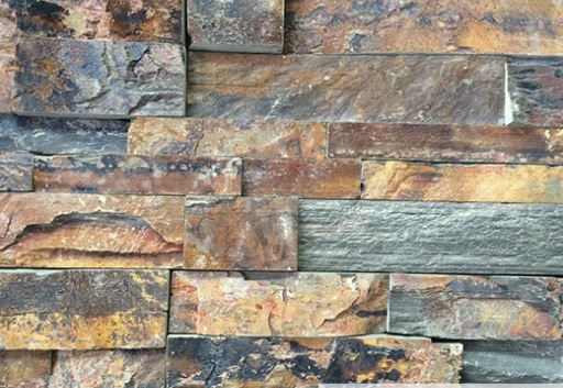 Tyreso Stacked Stone Cladding