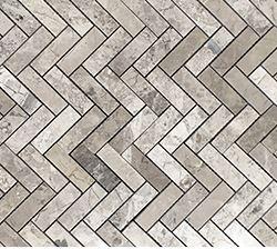 VSM05 Hiraeth Herringbone polished marble