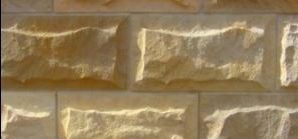 dressed edge sandstone
