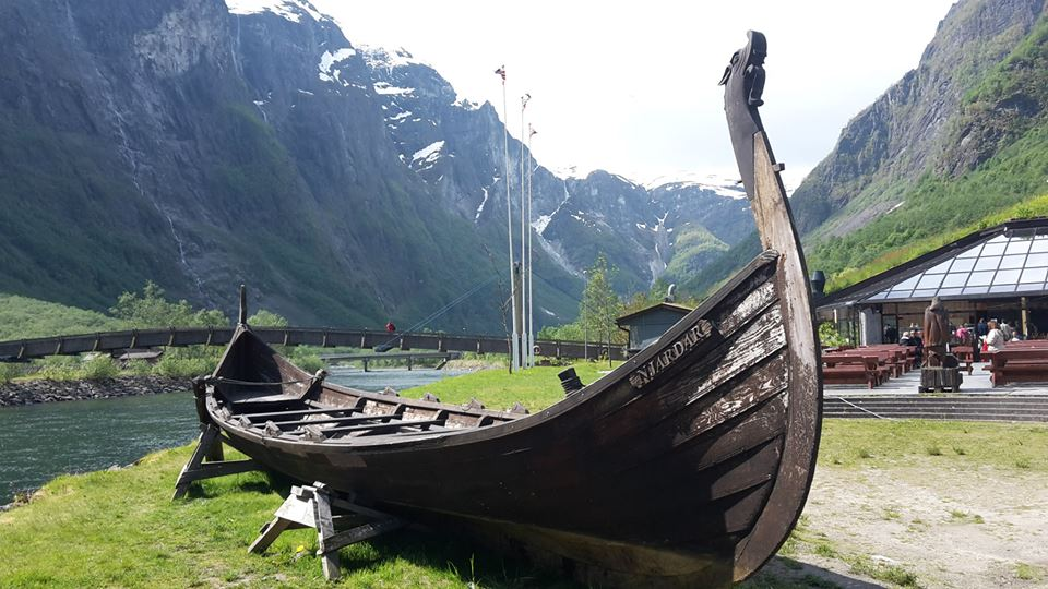 Vikingship norway