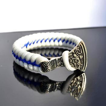 Фото секира Перуна из латуни застежка на браслет
