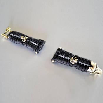 Фото браслет ремешок для часов из паракорда