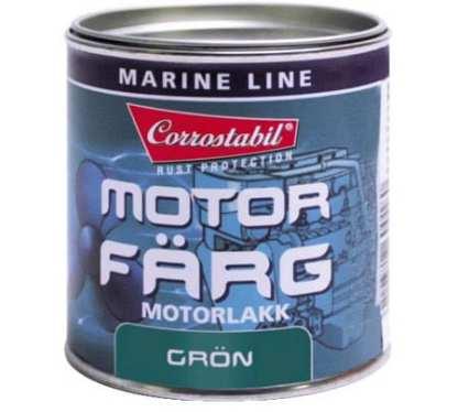 Motorfärg Pentagrön 250 ml