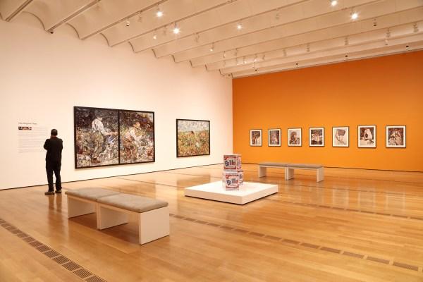 High Museum Of Art Atlanta Vik Muniz Vikmuniz