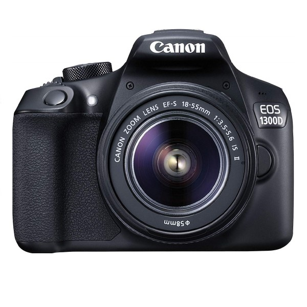 Canon EOS 1300D DSLR Camera