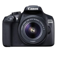 Canon EOS 1300D with 18-55mm IS II Lens