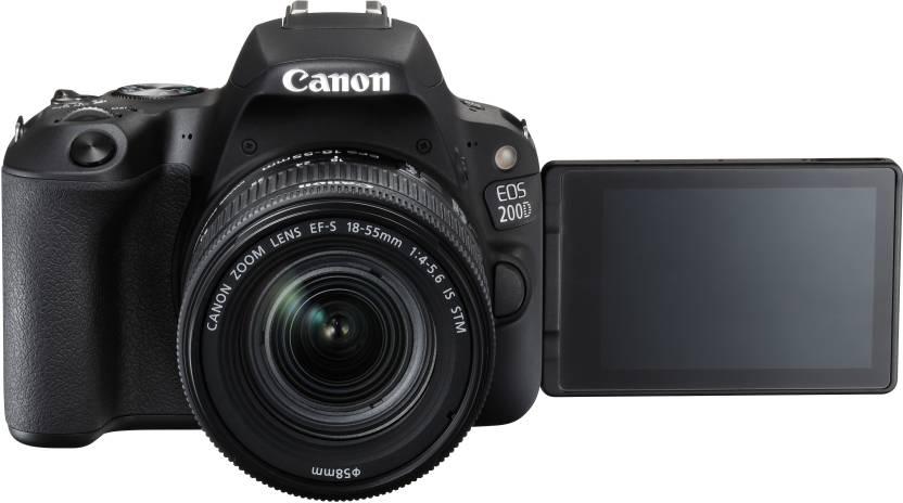 Canon EOS 200D Review