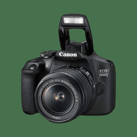 Canon EOS 1500D camera image 2