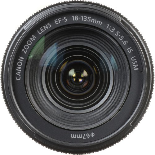 Canon 18 - 135mm USM Lens pic2