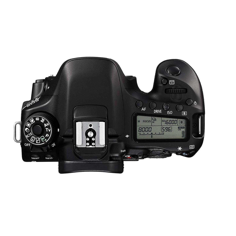 Canon 80D Body pic3