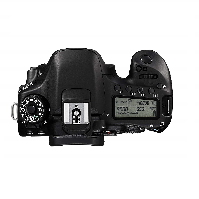 Canon EOS 80D DSLR Body only