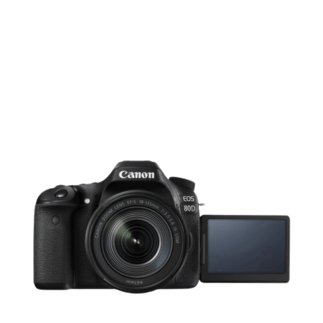 Canon EOS 80D DSLR Camera image 3