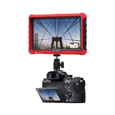 Lilliput 1920x1200 7-inch IPS Screen Camera Field Monitor