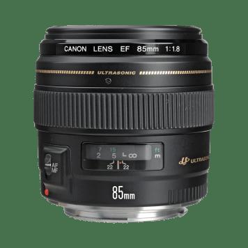 Canon EF 85mm f1.8 USM Lens 4