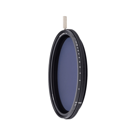 NiSi NIR-VND-77 Variable ND 1.5-5 Stop Filter, 77mm From Ikan, Black1