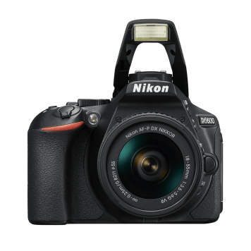 Nikon D5600 camera image 1
