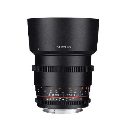 Samyang 85mm Lens Pic2