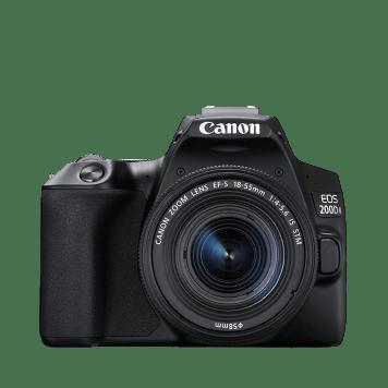 Canon EOS 200D II 1